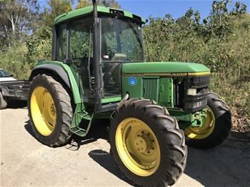 John Deere 6300 4WD Tractor
