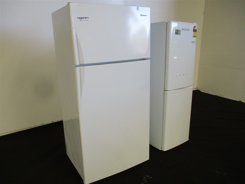 Westinghouse & Fisher and Paykel Refrigerators