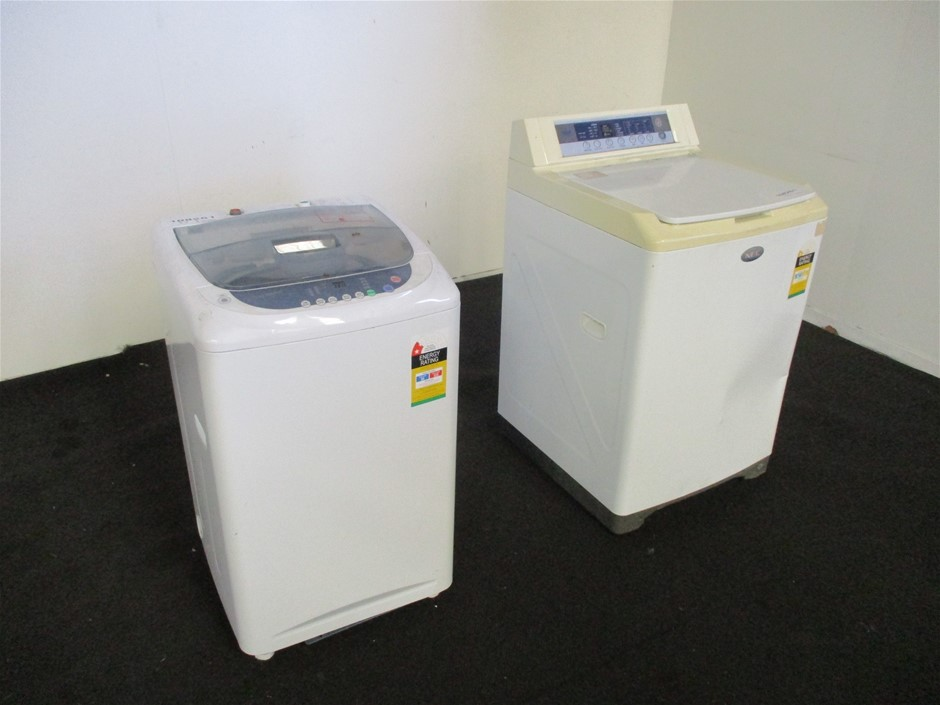 Qty 2 x Washing Machines