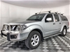 2013 Nissan Navara (4x4) ST D40 Turbo Diesel Dual Cab