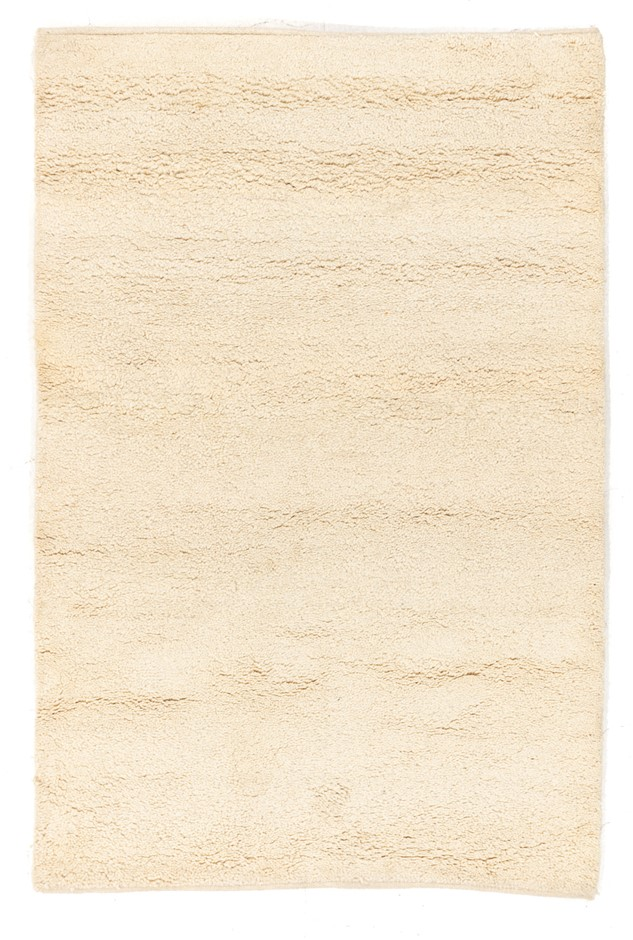 Pit Loomed Hand Knotted Shaggy Floor Rug Size (cm): 119 x 180