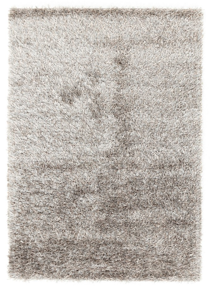 Pit Loomed Hand Knotted Shaggy Floor Rug Size (cm): 120 x 180