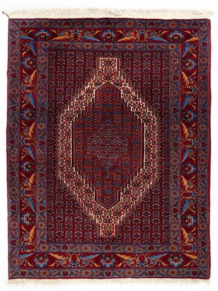 Persian Bidjar Hand Knotted Rug - Heavy Quality Size (cm): 125 x 160