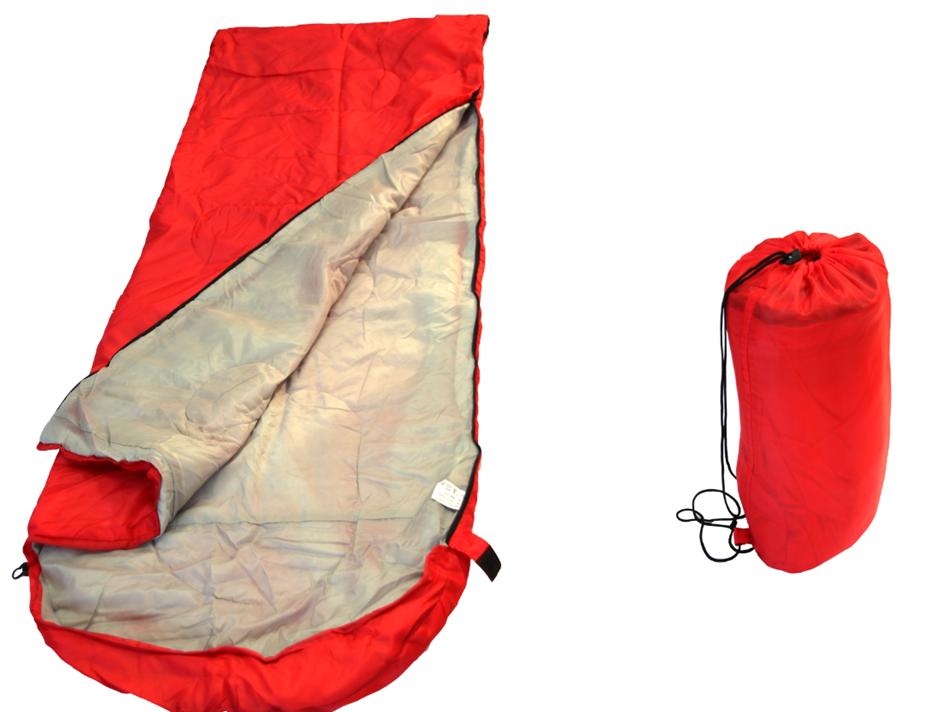 Sleeping Bag Lightweight Waterproof for Camping, Red