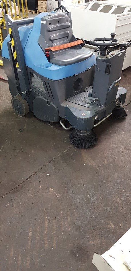 2014 FIMAP FS 800B Electric Ride On Floor Sweeper