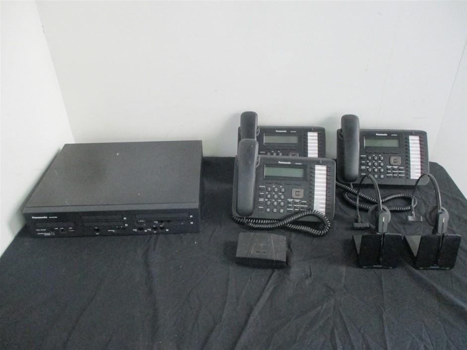 Panasonic KX-NS700 Phone System