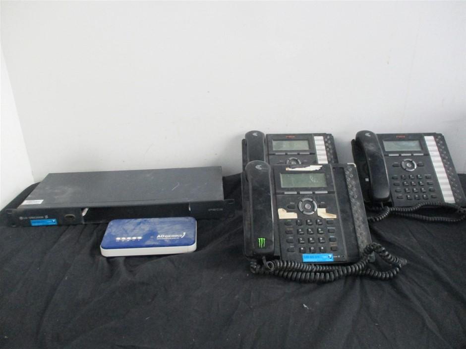 LG/Ericsson Phones