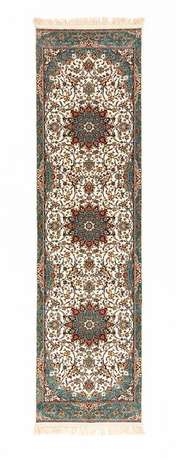 Machine Made Art Silk Pile Floor Rug Size (cm) : 80 x 400