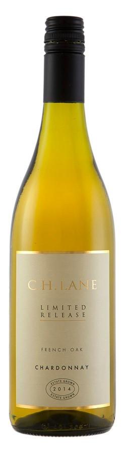 Chris Hill Lane French Oak Chardonnay 2015 (12 x 750mL) Barossa, SA