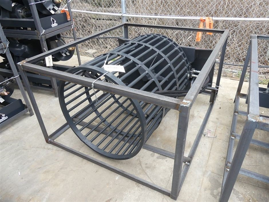 Unused Skid Steer Trommel