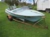 Custom Built Speed Boat & Trailer