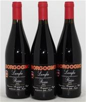 Giacomo Borgogno & Fgile `LangheBarolo Rosso` Nebbilo 2013(3x750ml)Piedmont