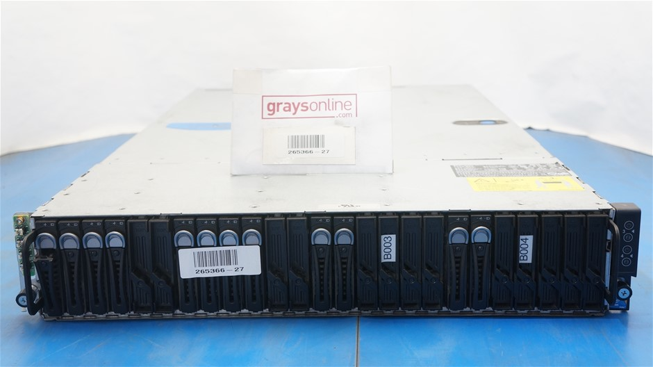 Dell PowerEdge C6100 XS23-TY3 Cloud Server with 4 Dell C6100 Servers