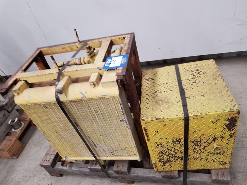 Hydraulic Driven Hydraulic Oil Cooler (Green Fields, SA)