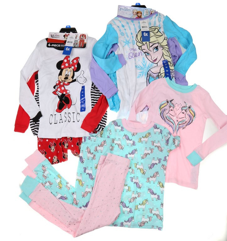 2 Sets x Assorted Girl`s Clothing Set, Size 3T, Incl; DISNEY Minnie Mouse C