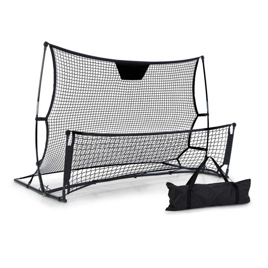 Gardeon Double Hammock Chair Stand Steel Frame 2 Person Heavy Duty 200KG