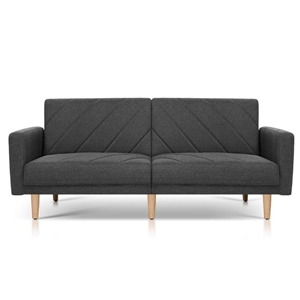 Artiss 1950mm 3 Seater Sofa Bed Recliner