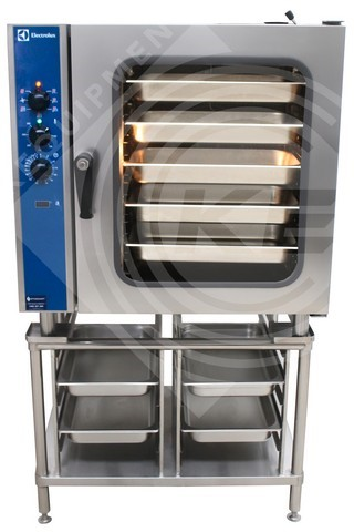 ELECTROLUX 10 TRAY ELECTRIC AIR-O-STEAM COMBI OVEN, ORP
