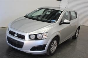 2014 Holden Barina Automatic 5 door Hatc