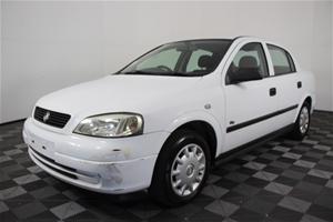 2000 Holden Astra City TS Automatic Seda