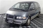 Unreserved 1992 Toyota Tarago GLX  Auto People Mover