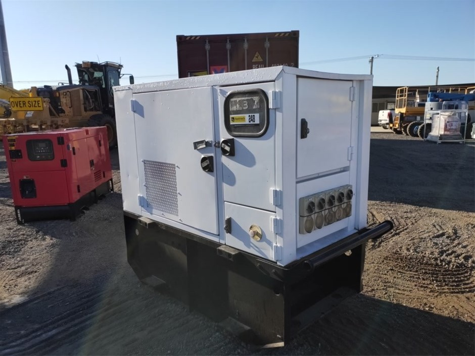 2010 FG Wilson P22-4 Generator