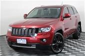 Unreserved 2012 Jeep Grand Cherokee Laredo (4x4)