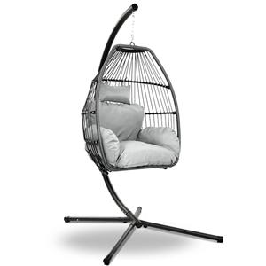 Gardeon Outdoor Furniture Egg Hammock Ha