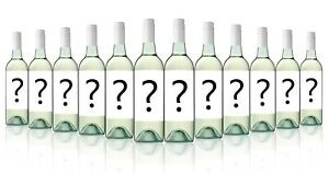 Mystery Value White Selection (12 x 750mL). Au