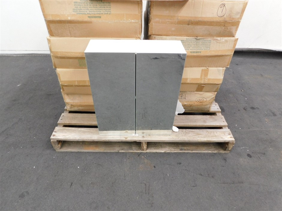 Qty 9 x O Star SP450 Vanity Cabinet