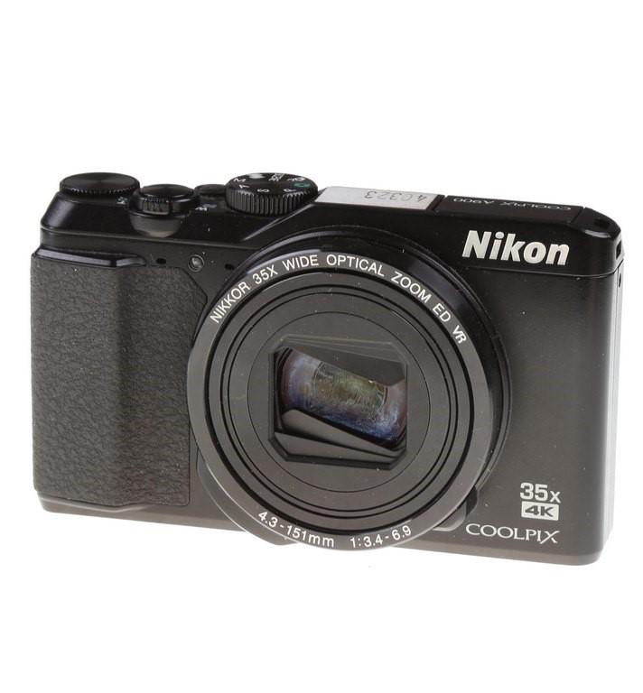 NIKON COOLPIX A900 Digital Camera. N.B. Faulty Lens Shutter. (SN:CC43296) (