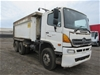 2013 Hino FM1J Series 2 6x4 Tipper Truck   (Pooraka, SA)