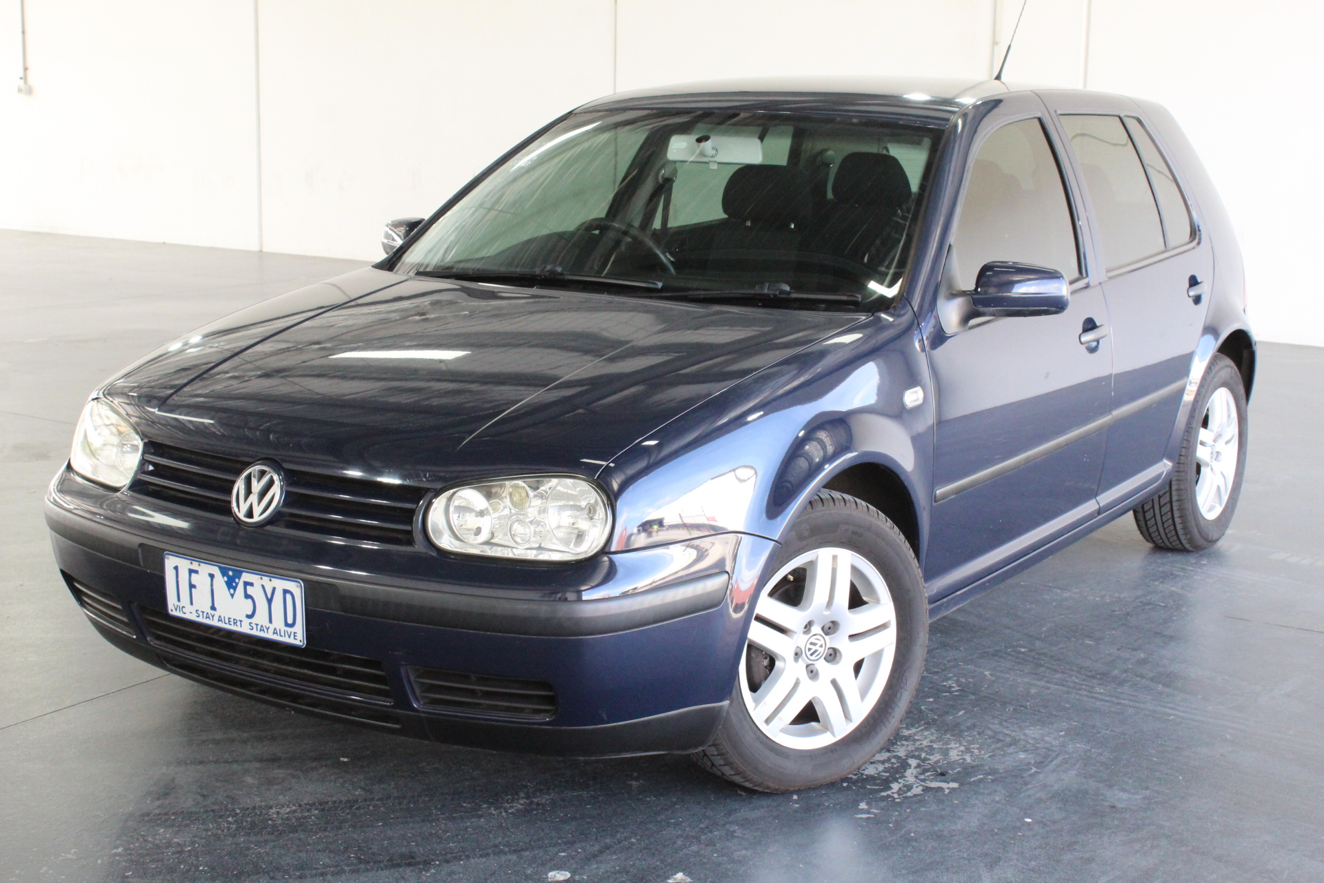 2003 Volkswagen Golf 1.6 Generation A4 Automatic Hatchback