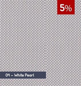 Premium 3m x 30m Roll of Blind - White P