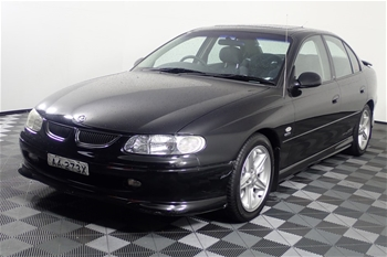 1999 Holden Commodore SS VT Automatic Sedan