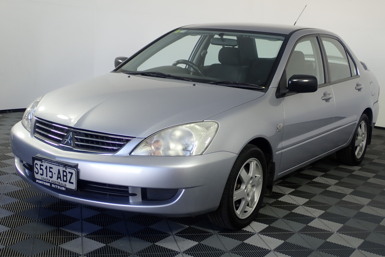 2007 Mitsubishi Lancer ES CH Automatic Sedan
