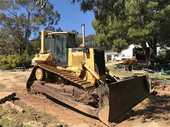 2004 Caterpillar D6M Dozer