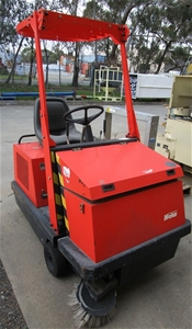 Hako-Jonas 1000VH Commercial Sweeper/Cle