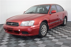2000 Subaru Liberty GX (AWD) Sedan