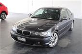 2005 BMW 3 20Ci E46 Automatic Coupe