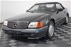 1991 Mercedes Benz 500 SL R129 Automatic Convertible