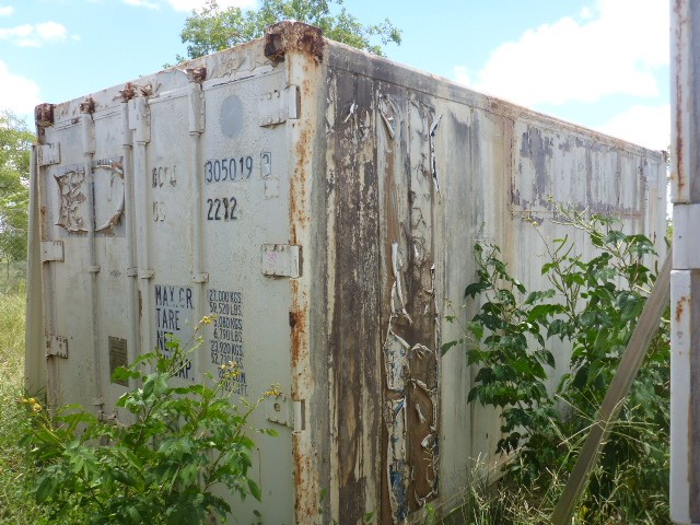 1995 Genstar 20' Refrigerated Shipping Container (Ngukurr, NT)