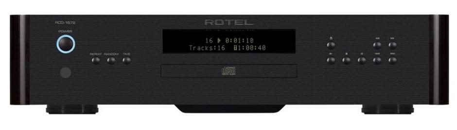 Rotel RCD1572 CD Player - Black