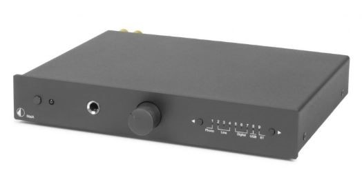 Pro-Ject MaiA Integrated Amplifier with Bluetooth - Black