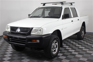 2005 Mitsubishi Triton GLX MK Dual Cab