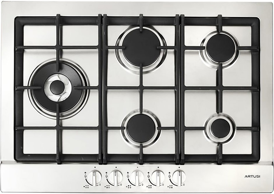 Artusi AGH70XFFD 70cm Maximus Series Natural Gas Cooktop