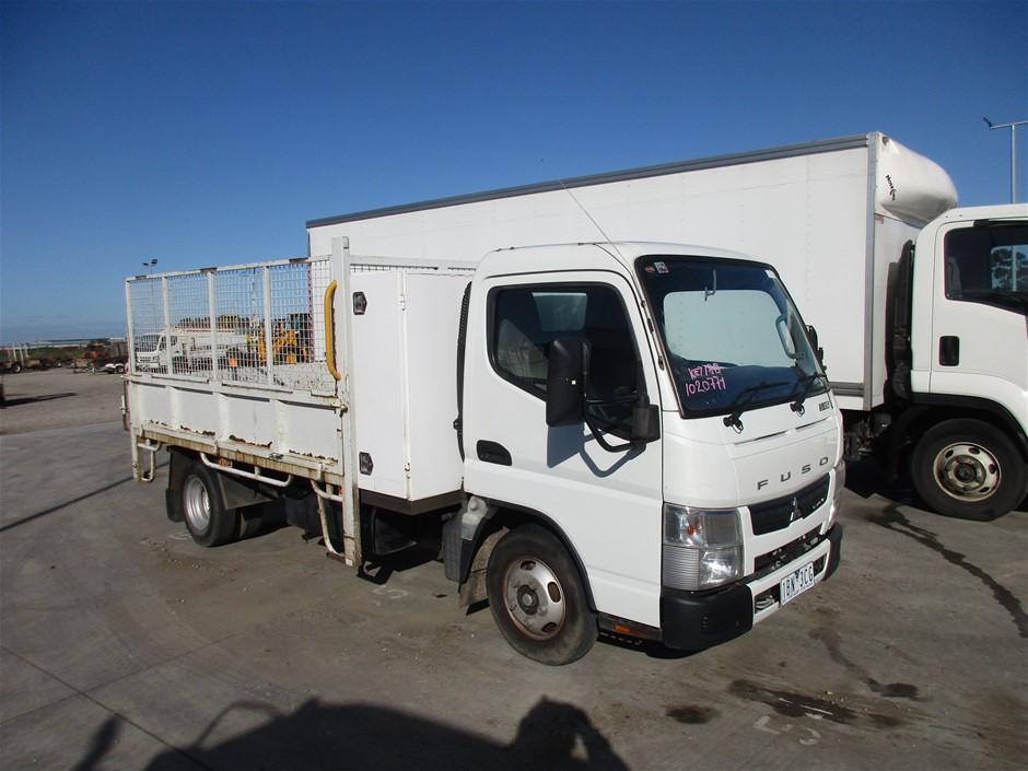 2014 Fuso Canter 515 Tipper Truck