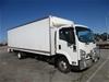 2015 Isuzu FFR 500 X LONG Pantech Truck