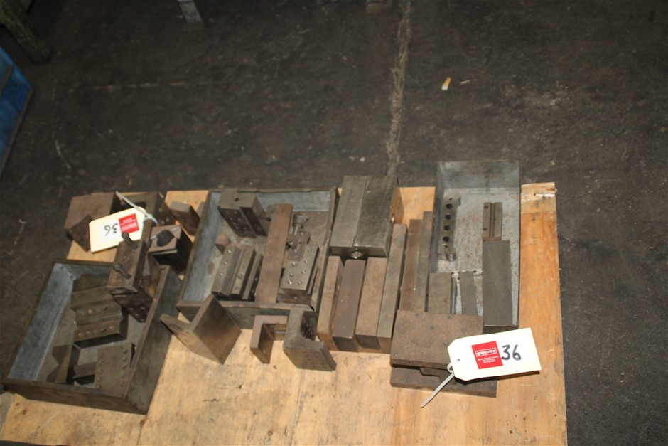 Assorted Parallels & Machine Blocks