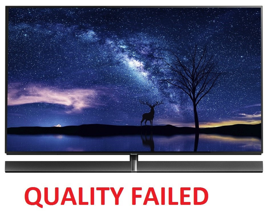 Panasonic TH-65EZ1000U 65-inch OLED 4K Ultra HD TV